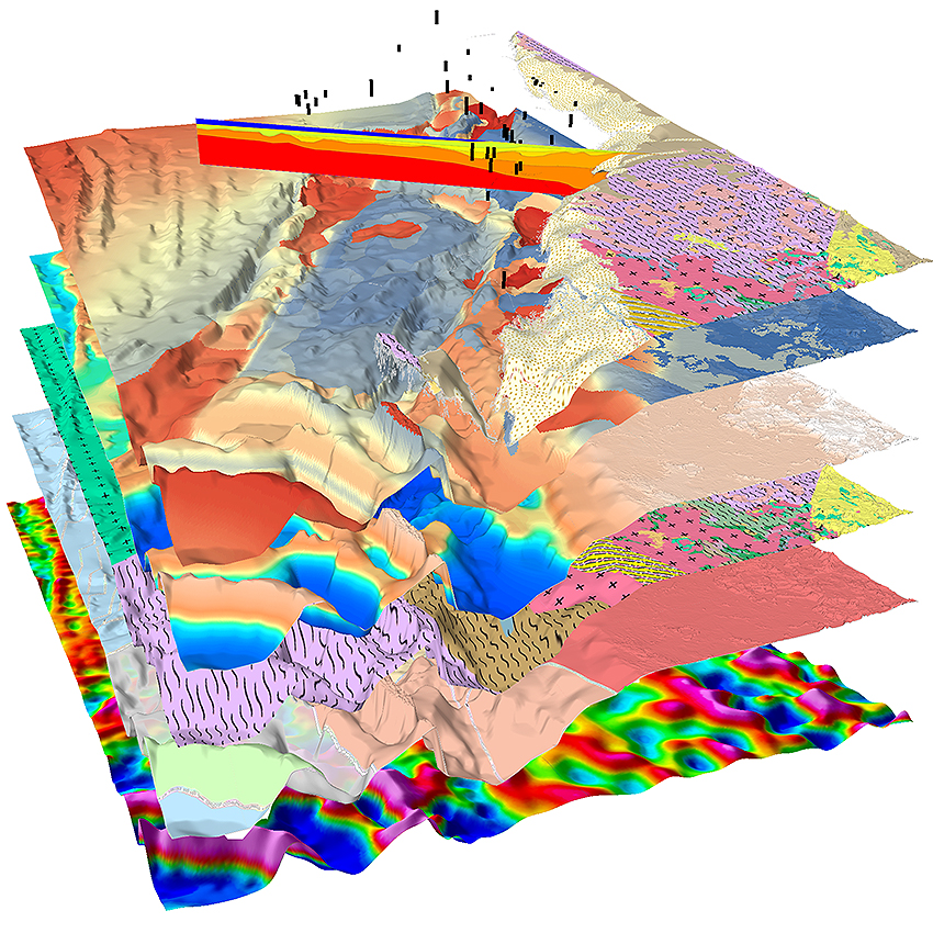 Guyana-Suriname SEEBASE includes extensive project ready geo-referenced, integrated datasets that can be optionally further calibrated with client data ensuring improved insights and new ideas on basin architecture and evolution, as well as a better understanding of the extent of known and new depocentres.