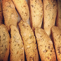 Mom's Homemade Biscotti