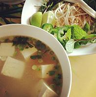 Tofu Pho