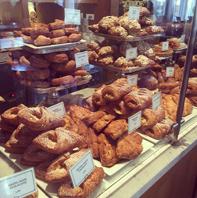 Rustic Bakery, Marin