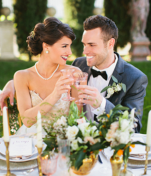 JEFFERSON STREET MANSION Wedding Styled Shoot