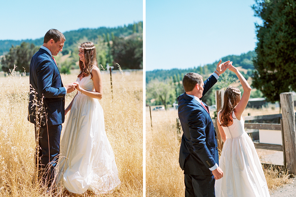 Kelly and Gary | Rancho Nicasio Wedding
