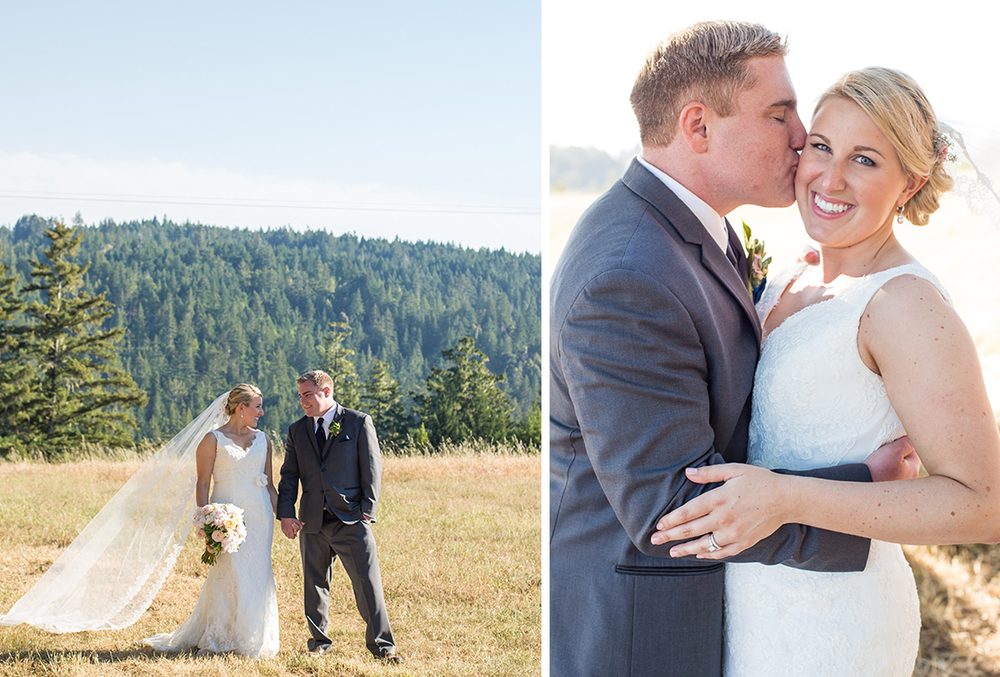 Allyson and Tyler | Cazadero Private Ranch Wedding