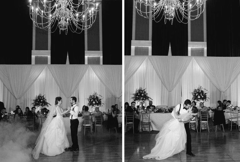 Naré and David | Banker's Ballroom Fresno Wedding