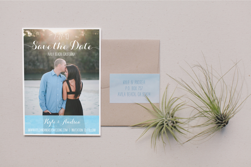 Andrea and Kyle | Avila Beach Wedding