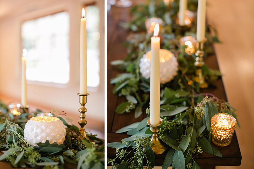 Neutral Fall Wedding | Styled Shoot