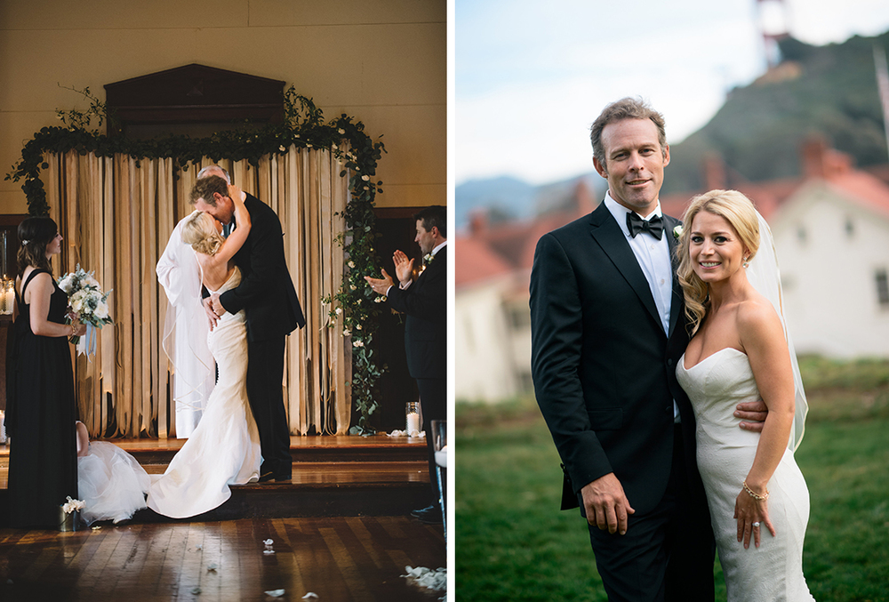 Dinah and David | Cavallo Point Sausalito Wedding