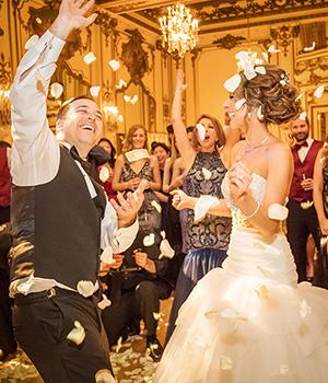 SANAZ + GARRETT WEDDING Coordination
