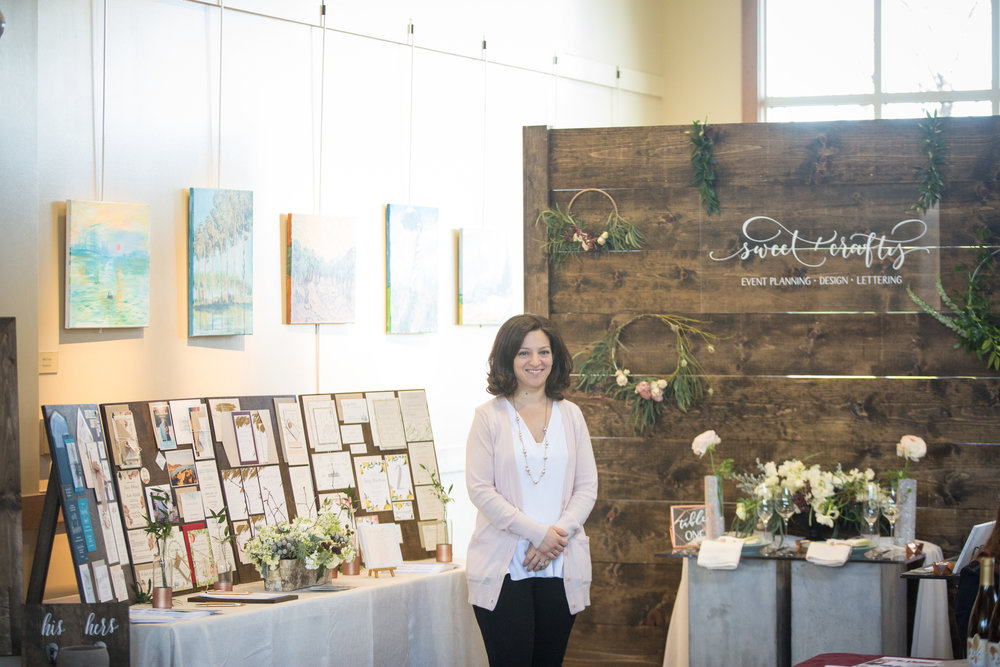 2017 Wedding Fair Sweet and Crafty