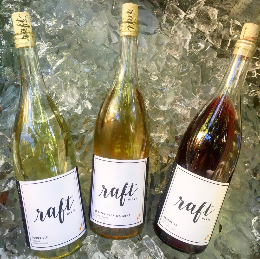raft wines to school of hustle