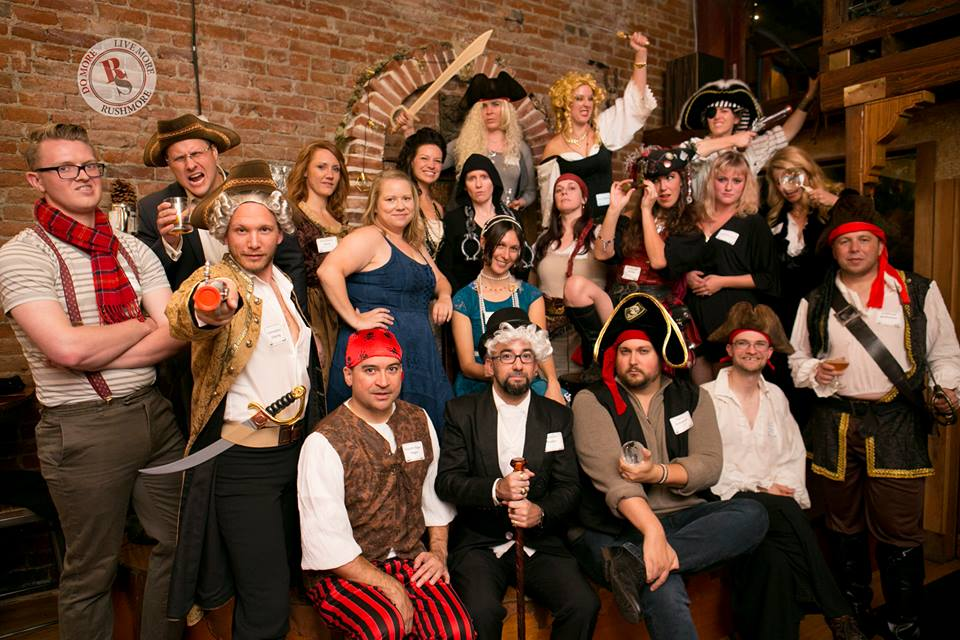 Private Event hosted by The Rushmore Society for Talk like a Pirate Day