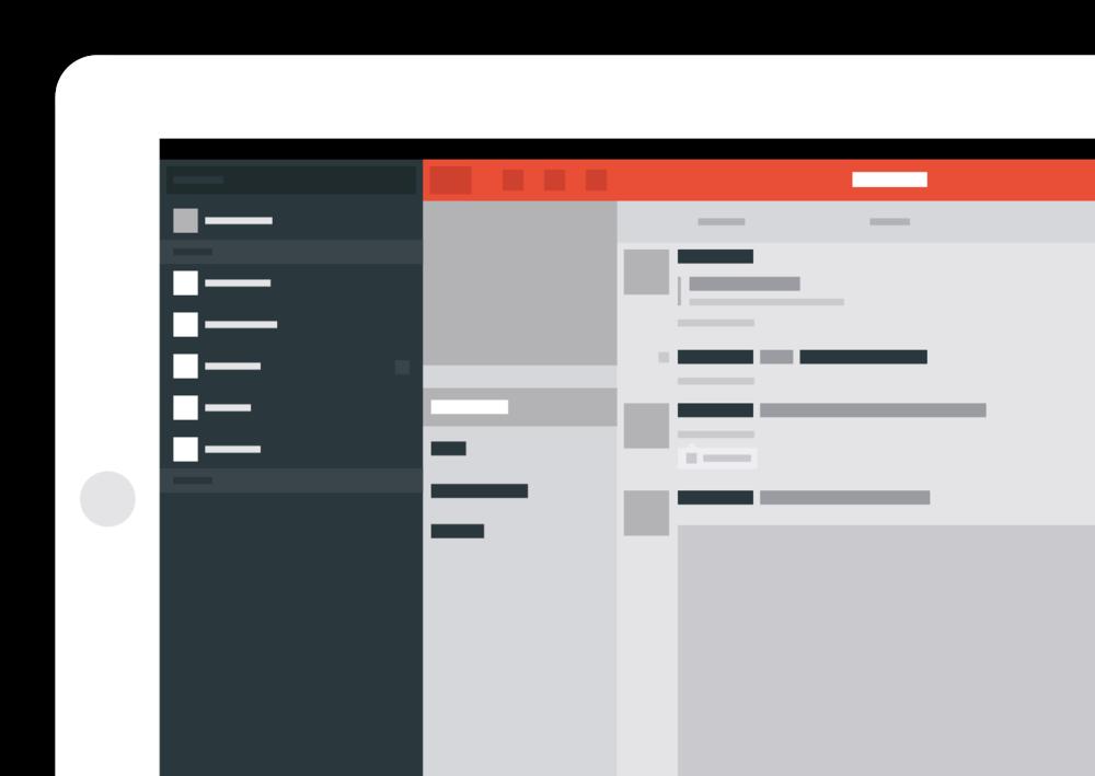 Touchlogic app udvikling arbejdsproces - Android og iOS Udvikling & Test. Touchlogic anvender Apple TestFlight og Google Play Beta app distribution til test.