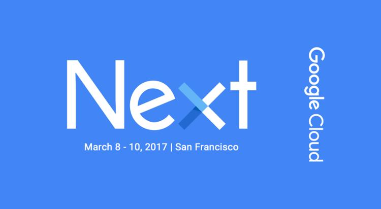 Next Keynote Google Cloud