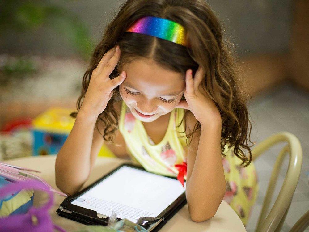 Børneapps skal leve op til en række specifikke krav