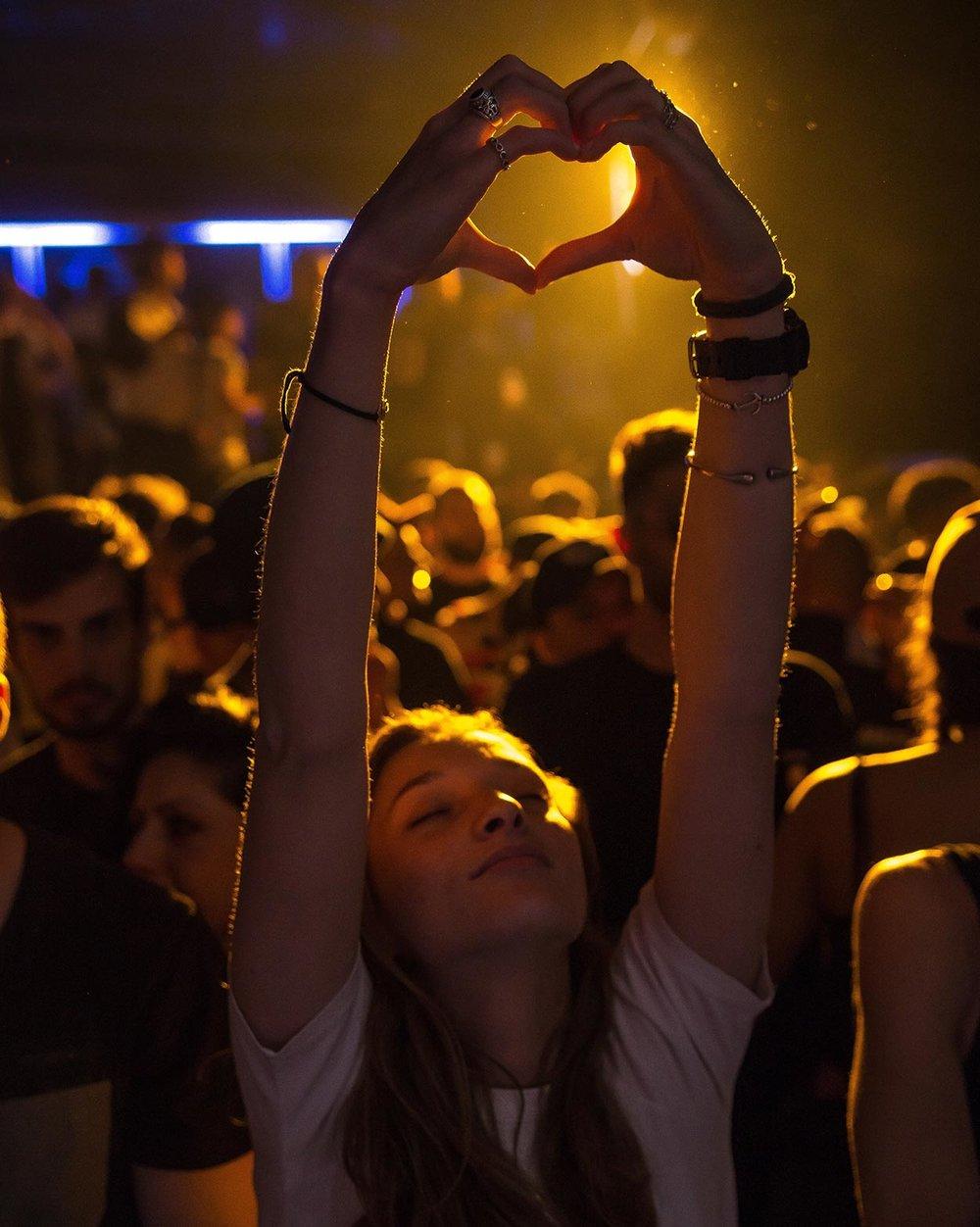 Social event koncert