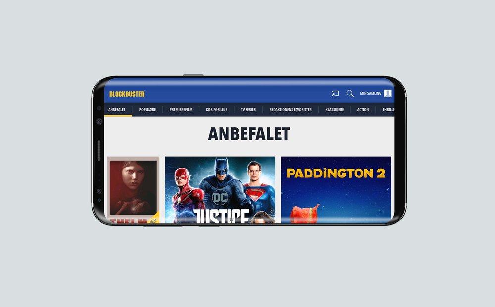 Film app til Android og iOS