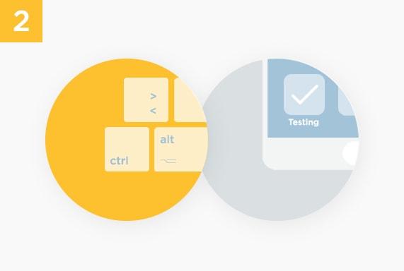 Udvikling via den bedste kode og Native app udvikling. Vi går meget op i UI og UX for at opnå maksimal brugervenlighed!