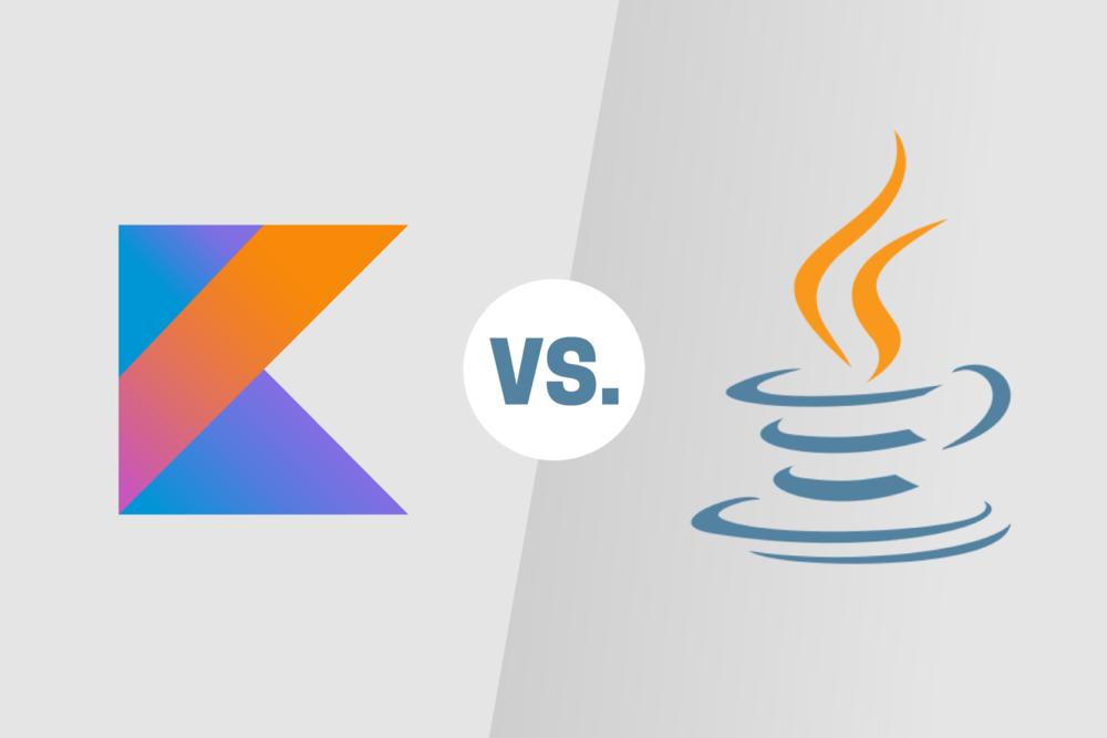 Kotlin vs android - anden del af sammenligningen.