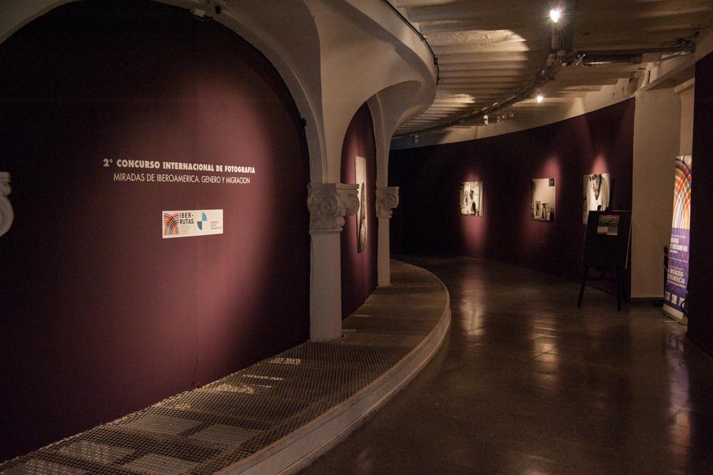 Exhibition at Palacio Nacional de las Artes, Buenos Aires, Argentine