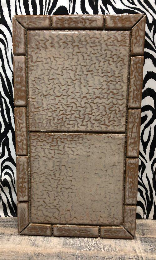 Neutral Large Square Tile