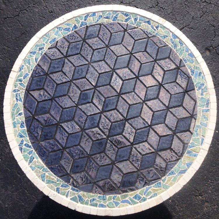 Handmade Tile Tabletop