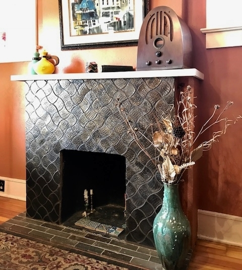 Asheville custom tile installation