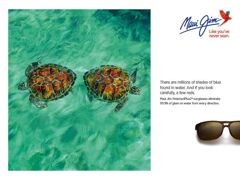 "What they say:  IT'S ALL ABOUT THE VIEW The Aloha Spirit permeates our philosophy at Maui Jim. Our ""ohana"" (Hawaiian for family) is passionate about creating the best sunglasses on the planet. Because at the end of the day, we want to see the world at its best - and we know that you do, too, no matter where you live. Aloha, friends!  What we say:  Probably the best polarised sunglasses in the world. Amazing!"
