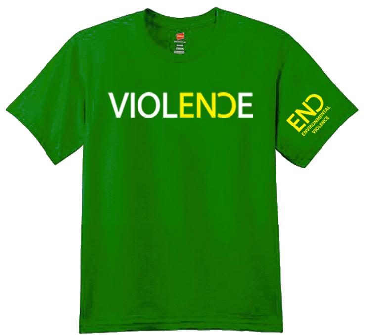 Help End Environmental Violence Now