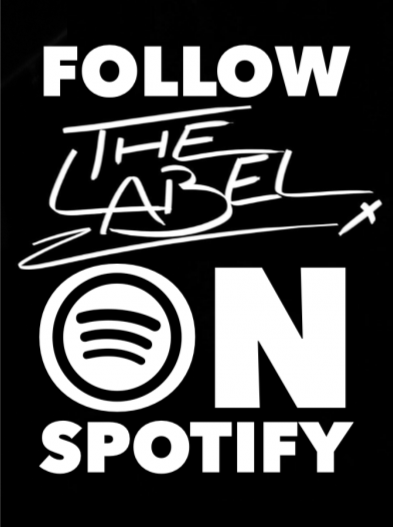 The Label - Spotify Sign-Up