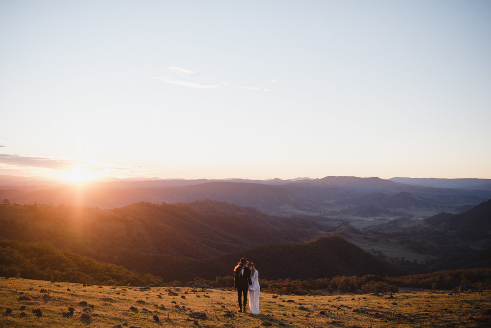 Adventurous Australian Elopements