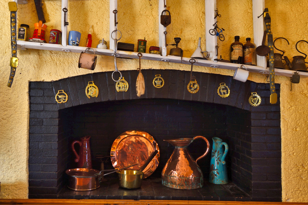 Homestead Kitchen Hearth