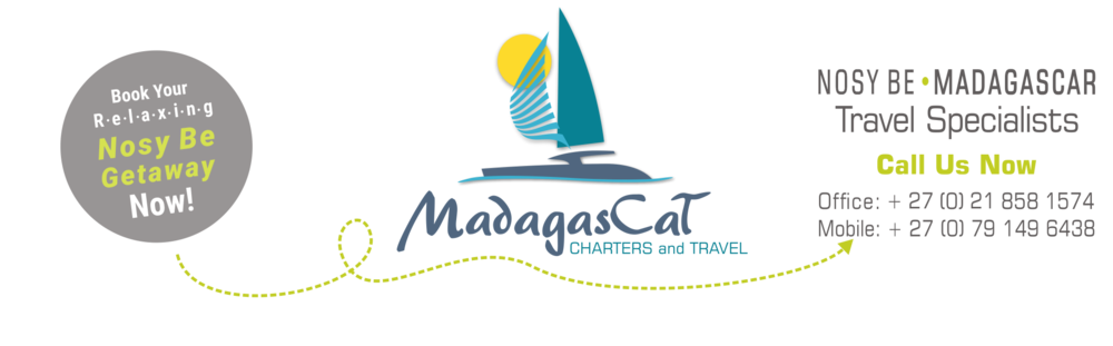 Madagascat Promotional Banner