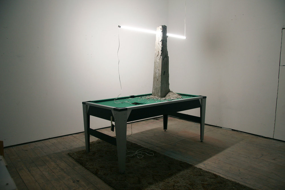 Losing is for Winners (After Robert Stone), 2012