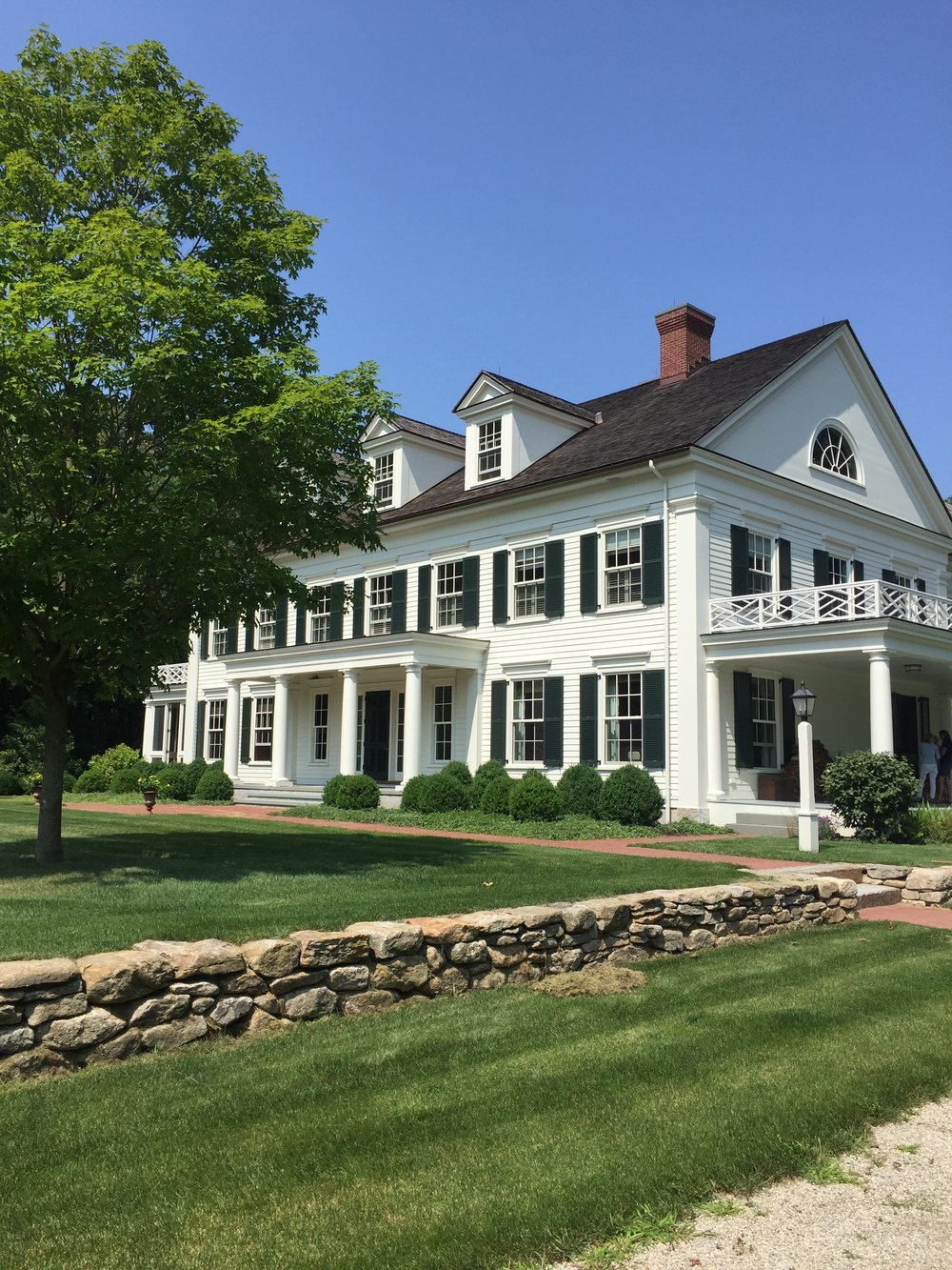 Woodstone, a beautiful new home in Concord, MA Photo: Linda Davis