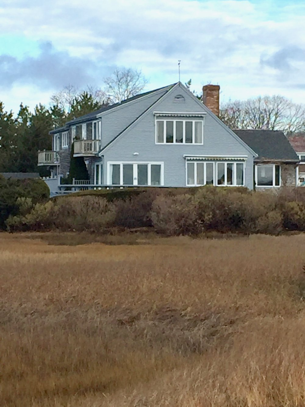 cape cod rental on the water