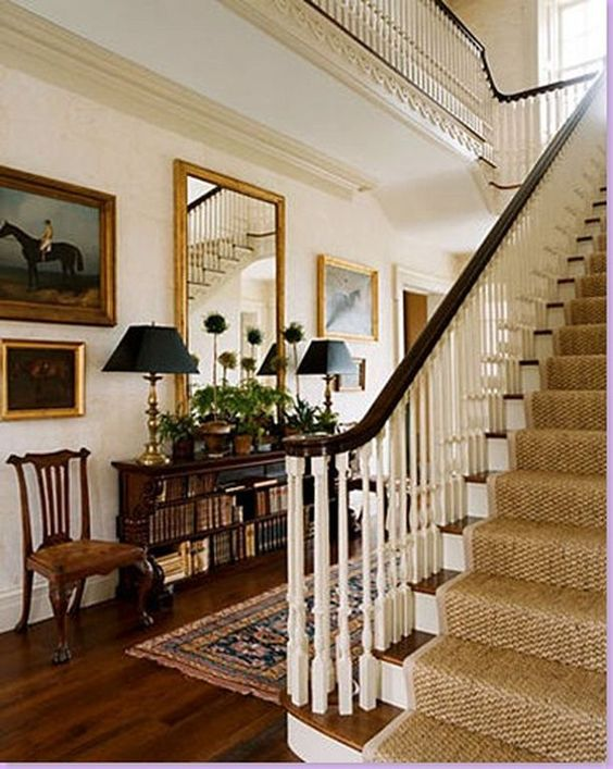 Traditional Foyer Stiaryway Hall Entry.jpg