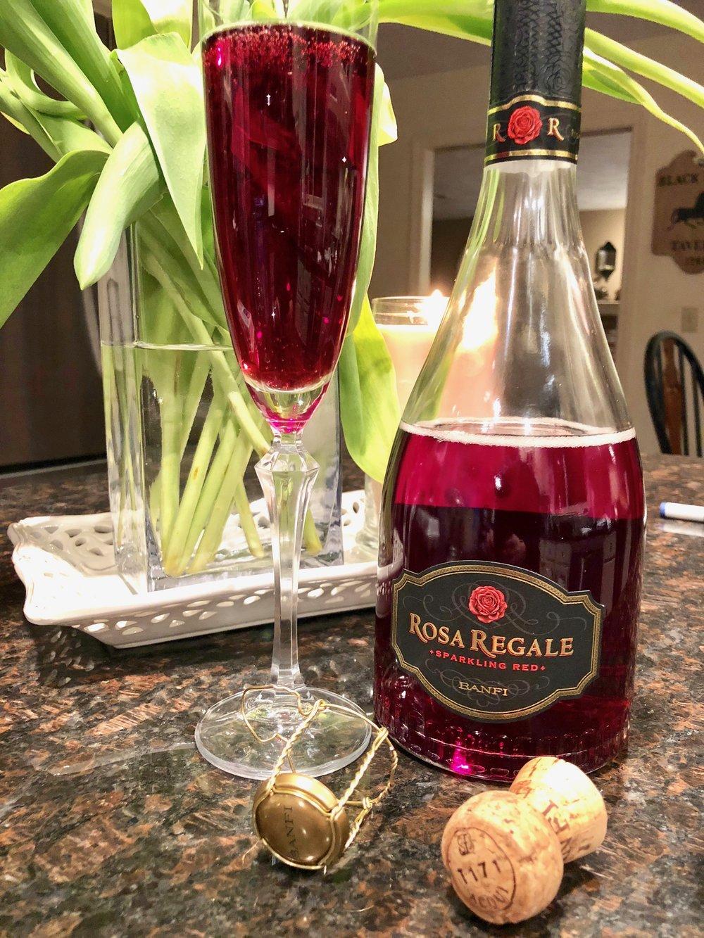 Rosa Regal Brut for Champagne cupcake recipe .jpg