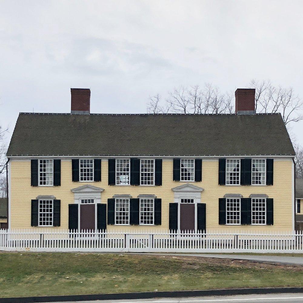 General Artemas Ward House Shrewsbury