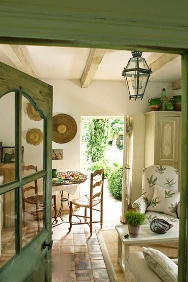 Photo credits and information from our Pinterest Page  via Rustic Country House