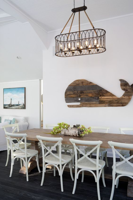 whale art on wall dining room ideas.jpg