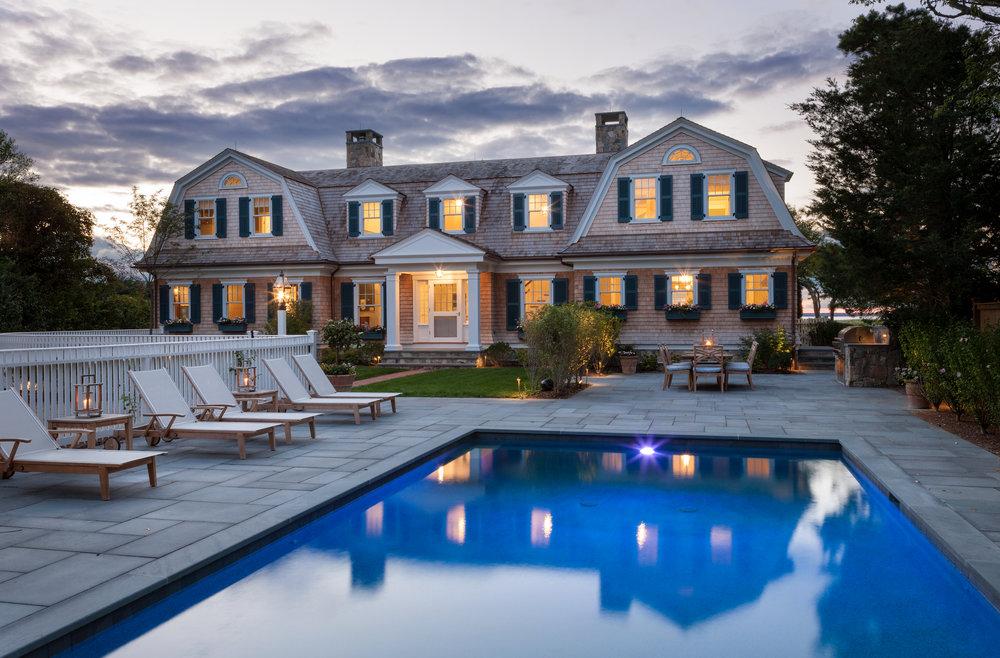 Location - Martha's Vineyard Architect - Patrick Ahearn Photographer - Greg Premru