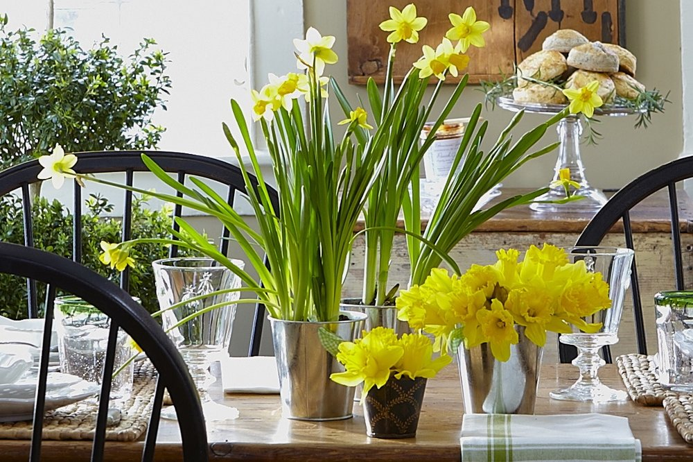Spring Table Setting Farmhouse Style