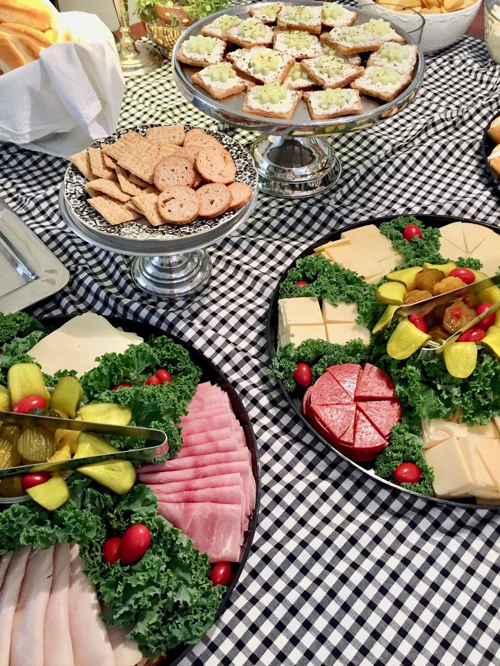 Summer gathering table of food .jpg