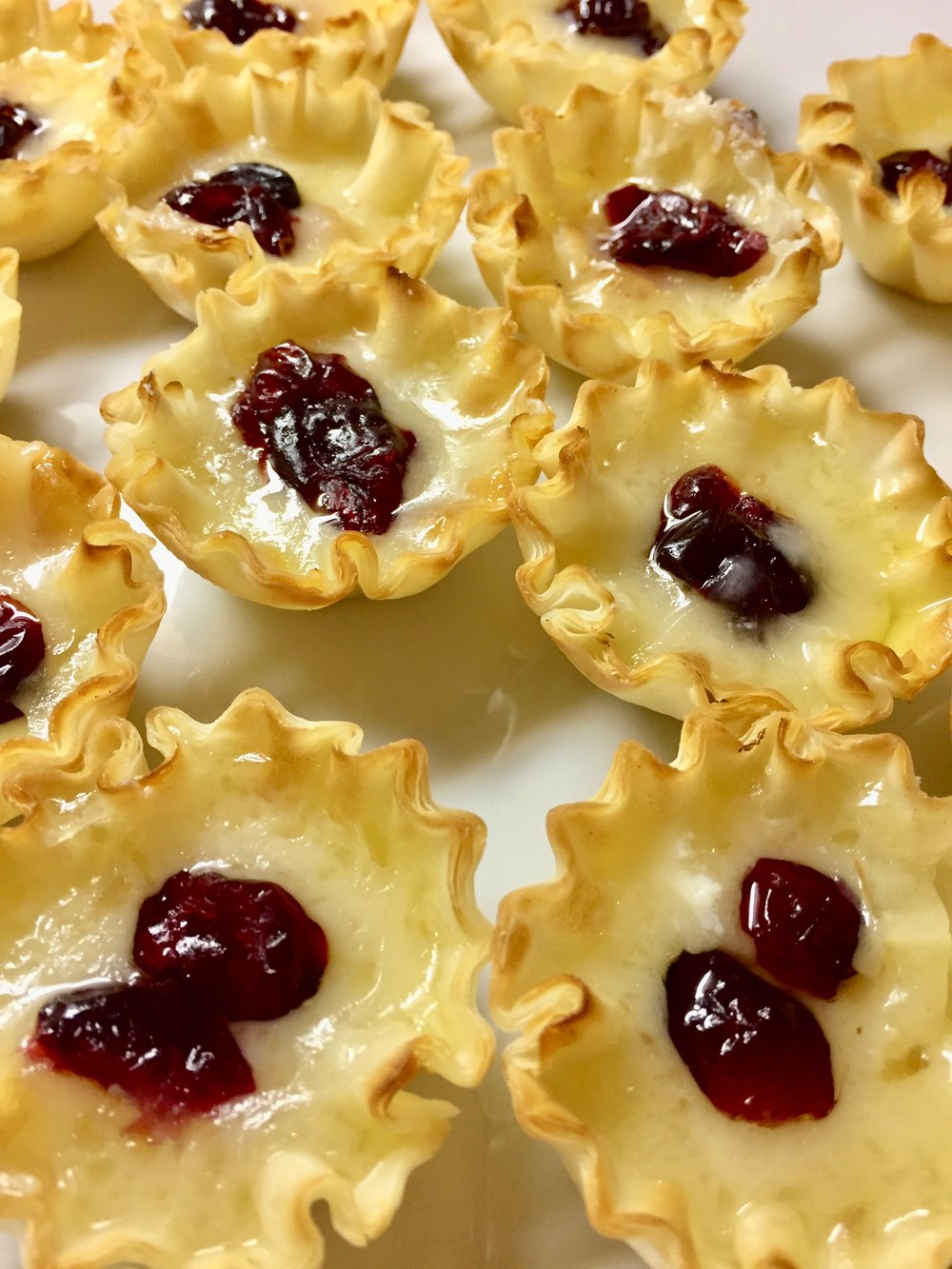 Brie and cranberry tartlets 2.jpg