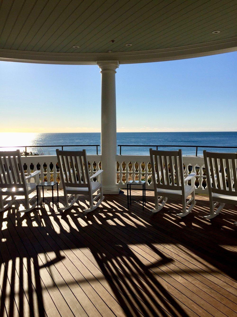 ocean view at ocean house watch hill rhode island