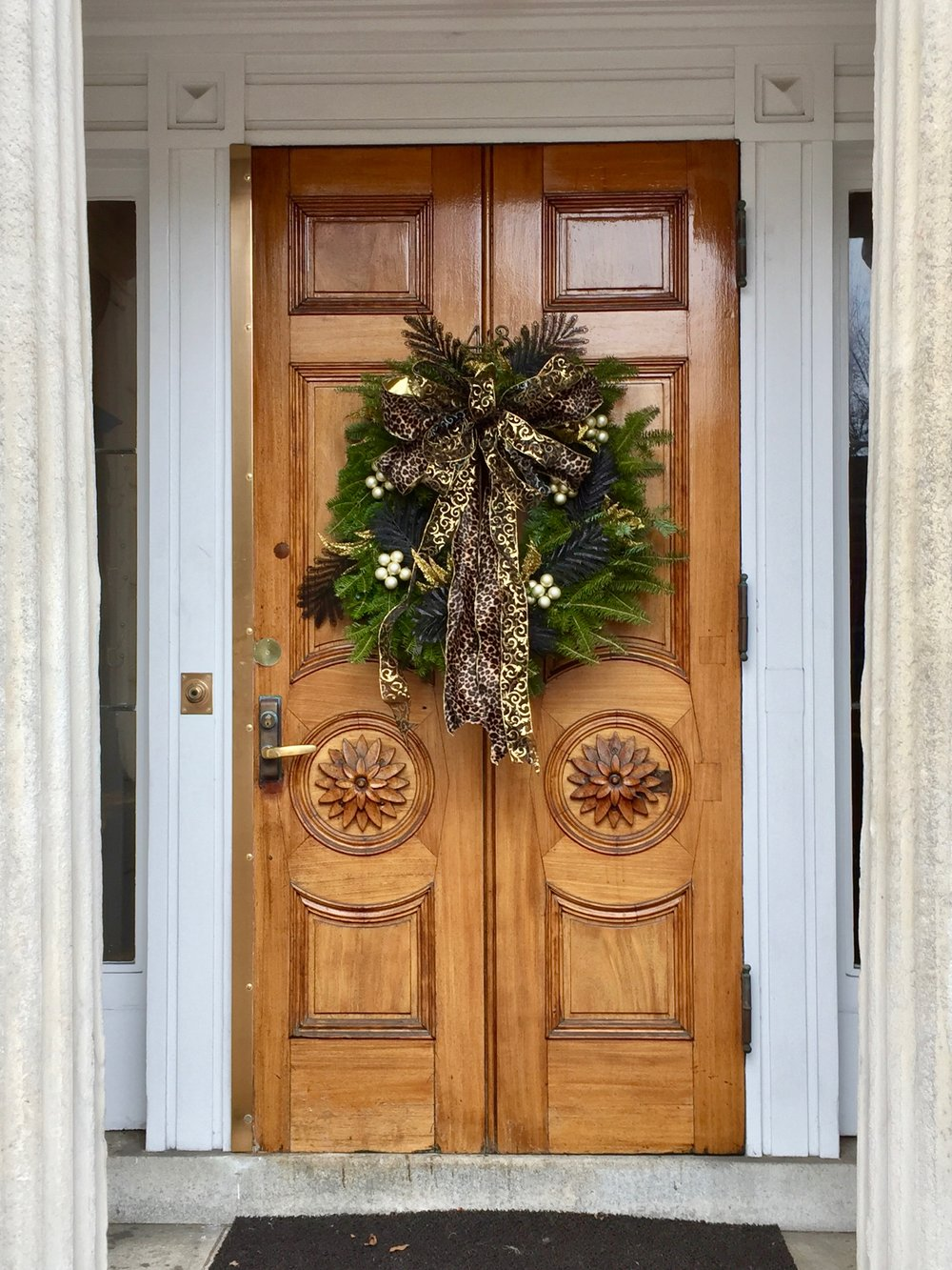 Beacon Hill Door Christmas Boston.jpg
