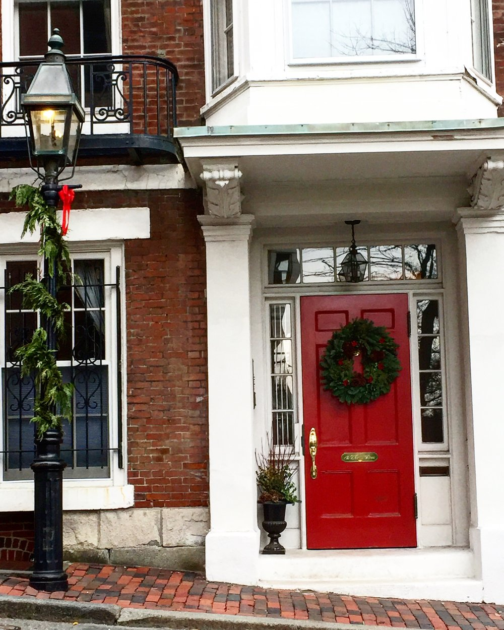 Christmas on Beacon Hill Boston MA New England Fine Living.jpg
