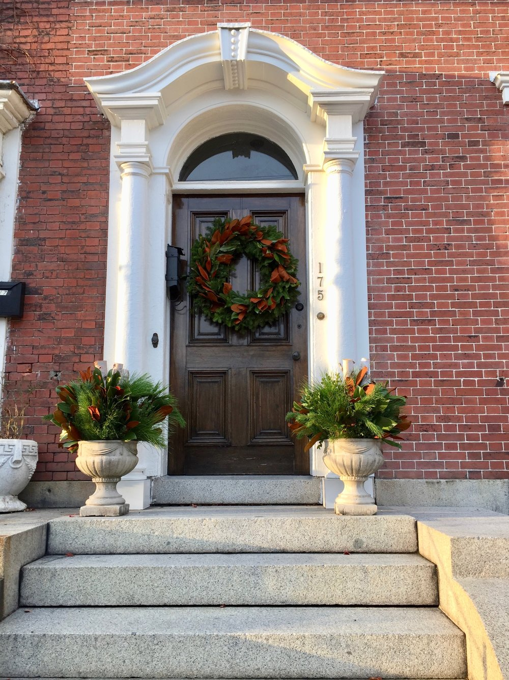 Christmas Wreath ideas from New England - portsmouth nh 11.jpg