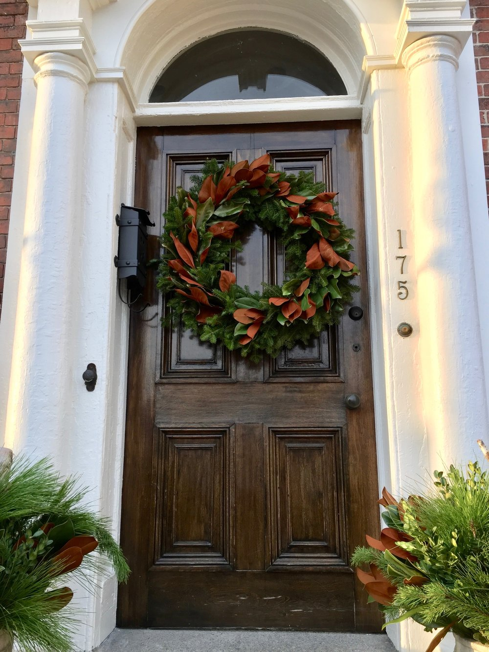 Christmas Wreath ideas from New England - portsmouth nh 12.jpg