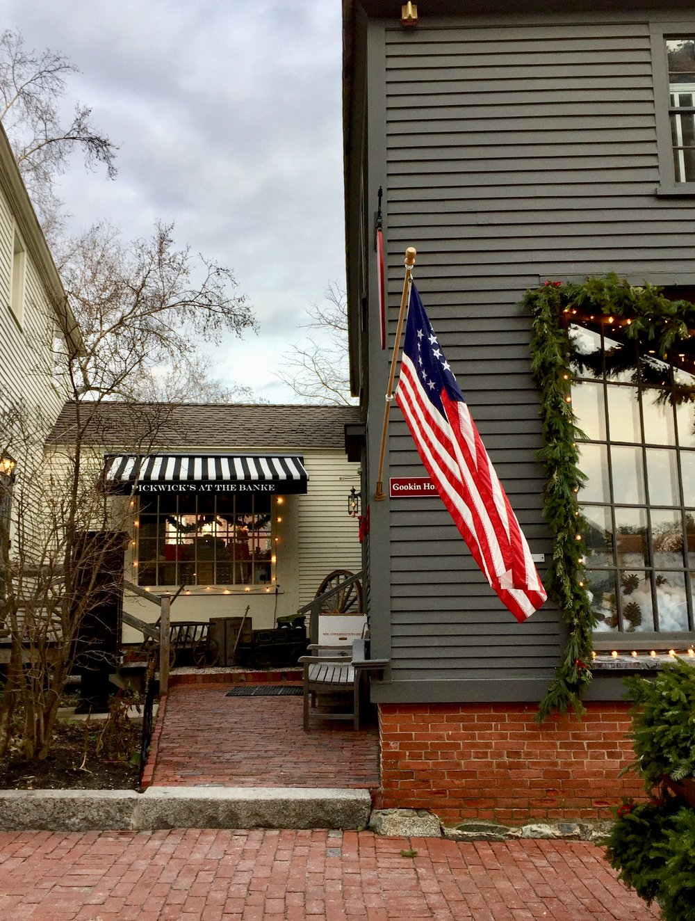 Pickwicks at the Banke Portsmouth NH at Christmastime New England Fine Living .jpg